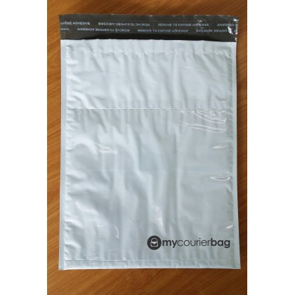 Bubble Courier Bag with Pocket (50pcs/pkt)