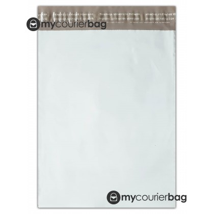 A4 Courier Bag Polymailer Flyer No Pocket (100pcs/pkt)